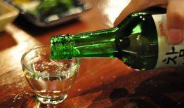 Chuyện của Rượu ở Hàn Quốc