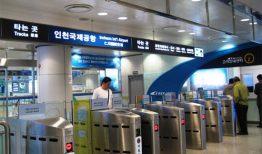 Dịch vụ xuất nhập cảnh tự động tại các sân bay Hàn Quốc