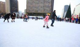 Sân trượt băng Tòa thị chính Seoul