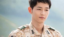 """Sau bộ phim """" Hậu duệ mặt trời """", Song Joong Ki thắng lớn với quảng cáo hơn 70 tỉ"""