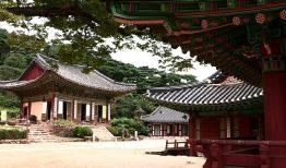 Incheon – Chùa Jeondeungsa, ngôi chùa cổ kính giữa núi rừng Jeongjoksan