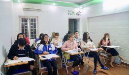 Khai giảng lớp tiếng Hàn sơ cấp 1  ở Hải Phòng