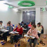 Lớp tiếng Hàn du học