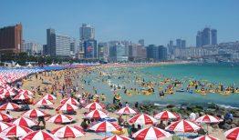 Các địa điểm du lịch lí tưởng vào mùa hè ở Hàn Quốc