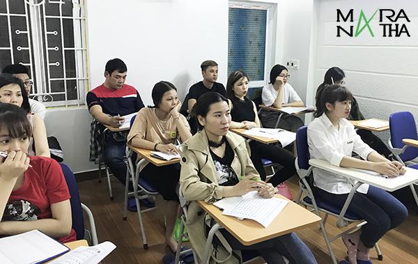 Lớp tiếng Hàn cơ bản cho người mới bắt đầu ngày 12/4