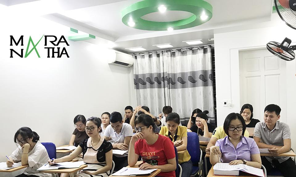 Lớp tiếng Hàn ca tối cho người mới bắt đầu ở Hải Phòng