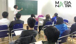 Lớp tiếng Hàn sơ cấp ca tối – Trung tâm Hàn ngữ MARANATHA