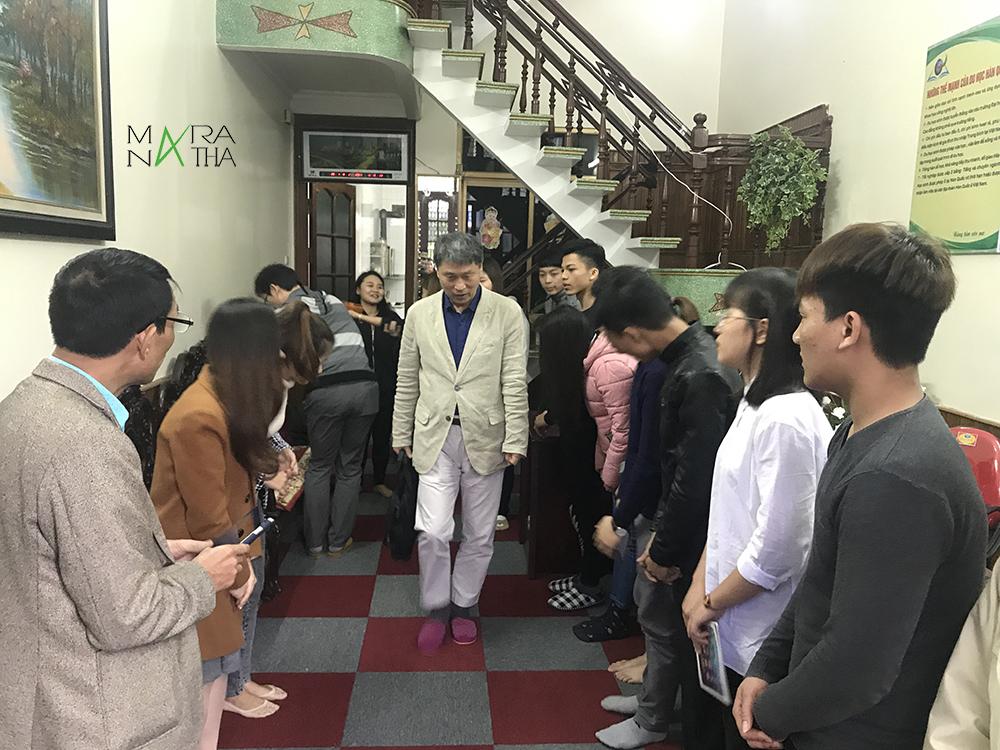 Công ty MARANATHA đại diện cho trường Pyeong Teak tuyển sinh du học