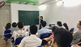 Trung tâm tiếng Hàn MARANATHA Hải Phòng Khai giảng lớp sơ cấp 1