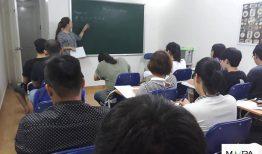 Khai giảng lớp tiếng Hàn sơ cấp 1 ca tối ngày 29/8/2018
