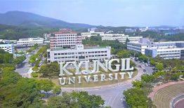 Thông tin về đại học Kyungil tại Gyeongbul Daegu