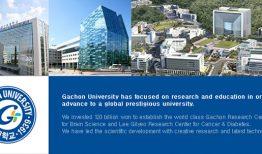 Thông tin về đại học Gachon Hàn Quốc