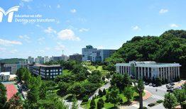 Đại học Soonchunhyang – Thông tin học phí, ngành đào tạo, học bổng