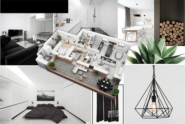 Học ngành thiết kế nội thất tại Hàn Quốc