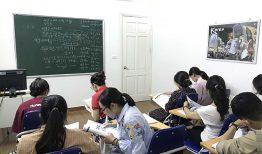 Tuyển sinh lớp tiếng Hàn sơ cấp 2 khai giảng ngày 05/11/2018