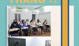 Lịch khai giảng lớp tiếng Hàn tháng 11/2018