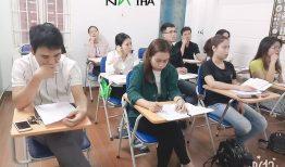 Khai giảng lớp tiếng Hàn ca sáng dành cho người mới bắt đầu ngày 29/10/2018