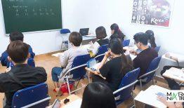 Khai giảng lớp tiếng Hàn sơ cấp 1 ca tối 05/11/2018