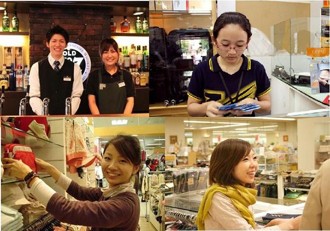 Du học sinh Hàn Quốc đi làm thêm
