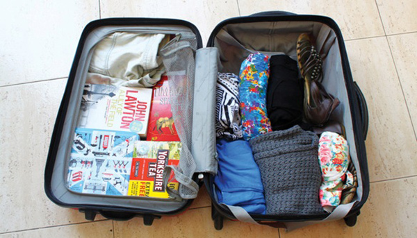 Chuẩn bị hành lý cá nhân