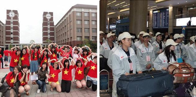 Nên đi XKLĐ hay đi du học Hàn Quốc