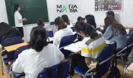 Thông báo khai giảng lớp tiếng Hàn sơ cấp 1 ca tối ngày 09/04/2019