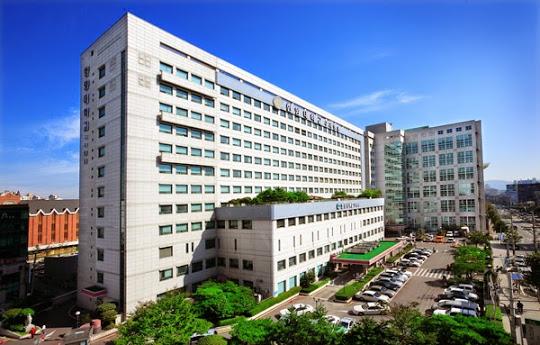Tòa nhà KTX của đại học Hanyang