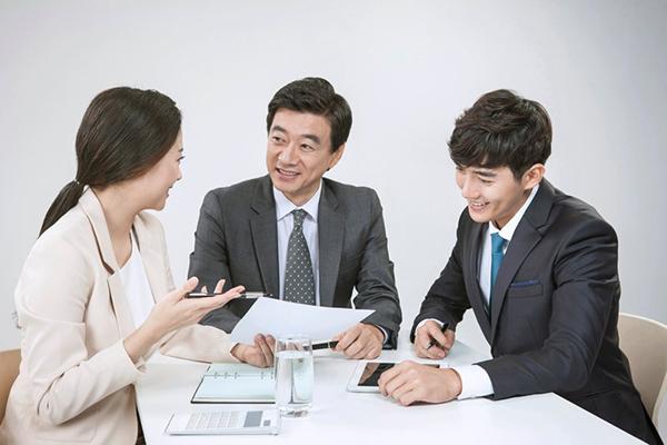 Văn hóa làm việc của người Hàn