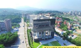 Các ngành đào tạo, học phí của trường đại học Chungwoon