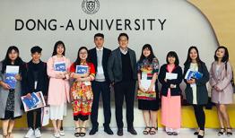 Tìm hiểu về khoa tiếng Hàn của trường đại học Dong A