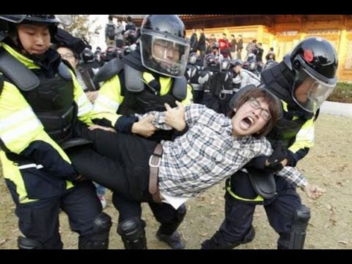 Du học sinh Hàn Quốc bỏ trốn bị bắt