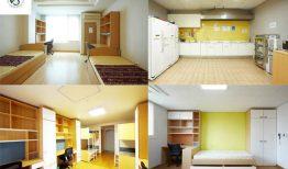 Các hình thức nhà ở dành cho sinh viên tại đại học Sungkyunkwan