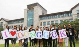 Các ngành đào tạo, học phí bậc cao học tại trường đại học Dongguk