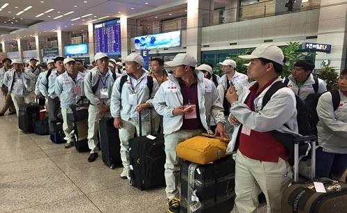 Lao động Việt Nam ở Hàn Quốc làm việc bất hợp pháp đã giảm.