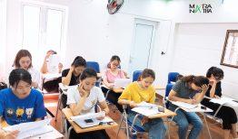 Khai giảng lớp sơ cấp 1 ngày 10/08/2020