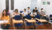 Khai giảng thành công lớp sơ cấp tối 17/08 dành cho người mới bắt đầu